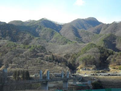 草津の別荘街にある宿に泊まりました。