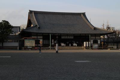 東西本願寺と興正寺