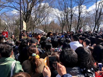 長野市茶臼山動物園 ありがとう、ロン君!! 世界一の愛されパンダの引退式!!