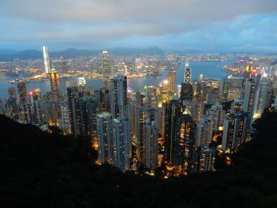 香港 ビクトリアピーク 2016