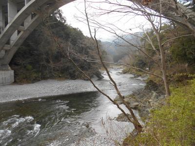 奥多摩渓谷と東福生