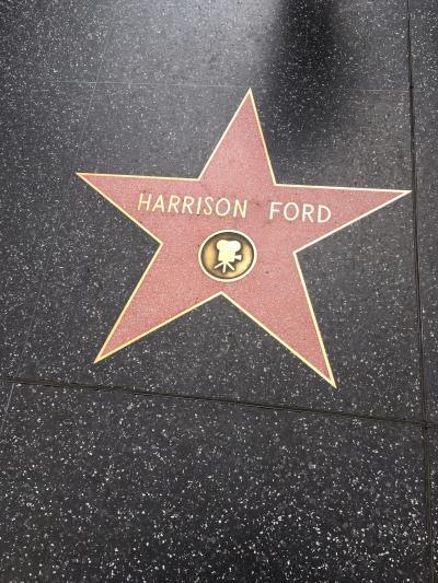 3月下旬 ロサンゼルス その3 ハリウッドの星ではしゃいで、ハイキングして、セレブの街に行く