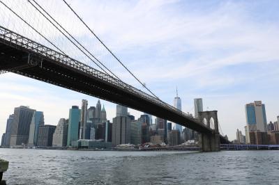 ニューヨーク・ナイアガラ・ワシントンDC 13日間 2日目後半 ブルックリンを散策