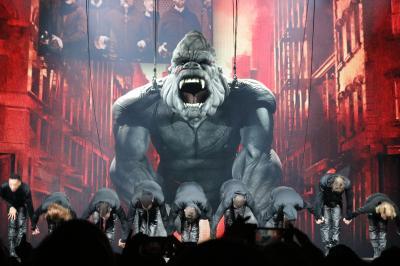 ニューヨーク・ナイアガラ・ワシントンDC13日間 3日目・4日目 ミュージカル鑑賞は迫力があったキングコング&メトロポリタン美術鑑賞。