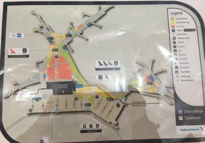 シドニー空港プライオリティパス