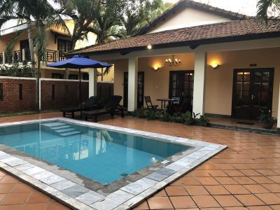 ベトナム ホイアンのル・ベラミに3泊