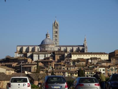 イタリア週末旅行シエナ、サン・ジャルミーノ他