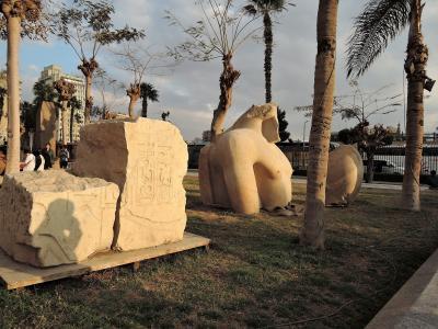 古代エジプト人に畏怖の念=神秘のエジプト・ナイル川クルーズ10日間 エピローグ(帰路とお土産)