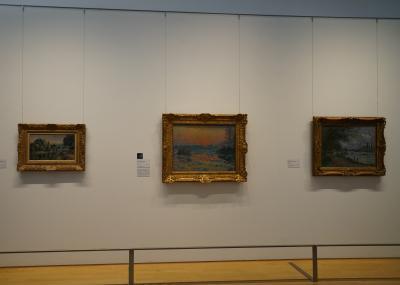 ポーラ美術館×ひろしま美術館 共同企画~印象派、記憶への旅へ行ってきました(2)