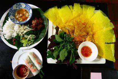 ヘルパーさんと子連れハノイ5★娘1歳5か月 ベトナム産チョコ購入 夕食は気楽にベトナム料理 ~Pheva・Quan An Ngon~