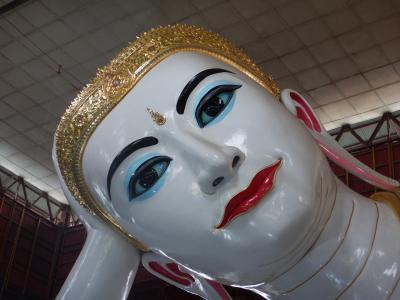 ミャンマーでミングラバー(幸せになりますように)No.5 ヤンゴン編