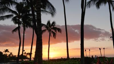 三世代、初ハワイ島&久々オアフ島 ぎゅっと満喫6日間★羽田空港発ハワイアン航空★3日目 ビーチ満喫