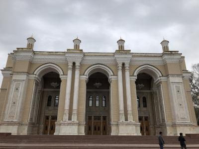 初めての中央アジア、ウズベキスタン(1)
