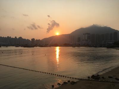 香港 青山灣