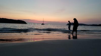 マレーシアのランカウイ島からタイのリペ島に 1
