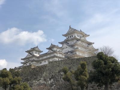 世界遺産に納得!姫路城と桜を愛でる旅