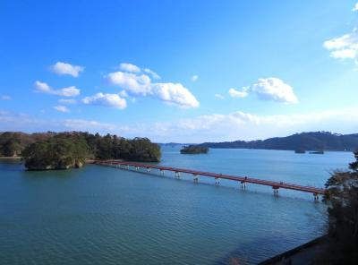 10連休前にコスパ良く絶景を楽しむ~松島・三陸への旅