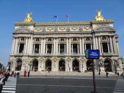 思いつきで#4(パリ)