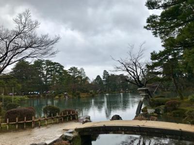 駆け足の金沢観光。(金沢・白川郷・高山の旅 その4)