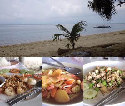 2019年サムイ島_Bang Por Seafood Restaurant
