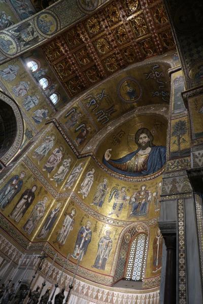 シチリアのモンレアーレMonreale大聖堂