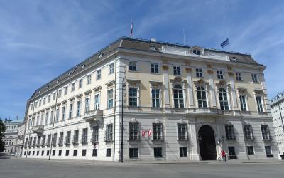 ハプスブルクの館 8 - ウィーンの街角にある宮殿