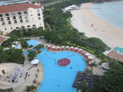 【復刻】怒涛の沖縄月間(2)ホテル日航アリビラ~沖縄の別荘