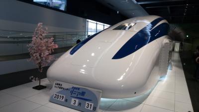 鎌倉大仏・鶴岡八幡宮とリニアモーターカー