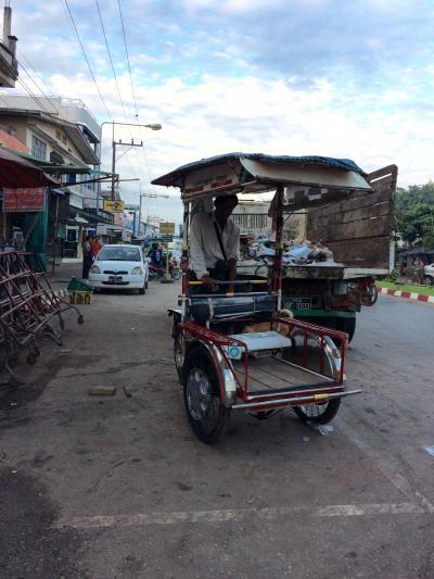 バックパックでタイからミャンマー旅⑮ タイへ 陸路で再入国編