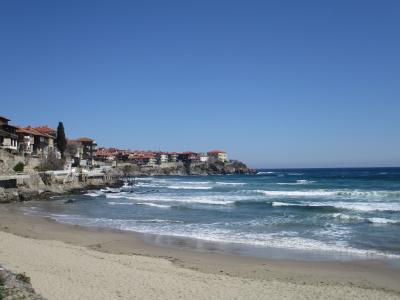 イタリアからどんどん東へ→黒海沿岸まで@2019年長期旅行第一弾