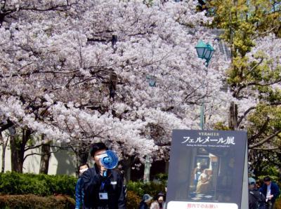 ちょい食べ、ちょい飲みに最高♪ 天王寺「駅うえスタンド」 気軽に立ち寄れ、お財布に優しい & 桜満開 & フェルメール展