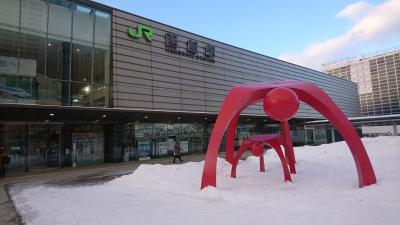 冬の函館、ぜいたくB級グルメツアー