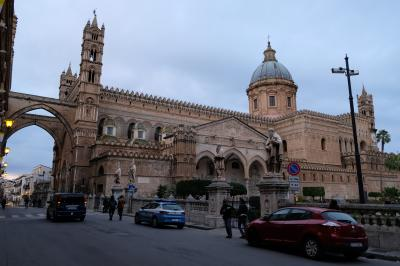 2019年シチリア紀行 パレルモ(Palermo)2