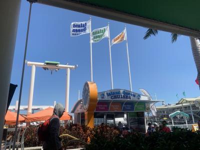 Miami海岸のビーチもそれぞれのロケーションが!