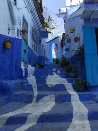 モロッコ行ったらラマダンだった。青い街シャウエン編