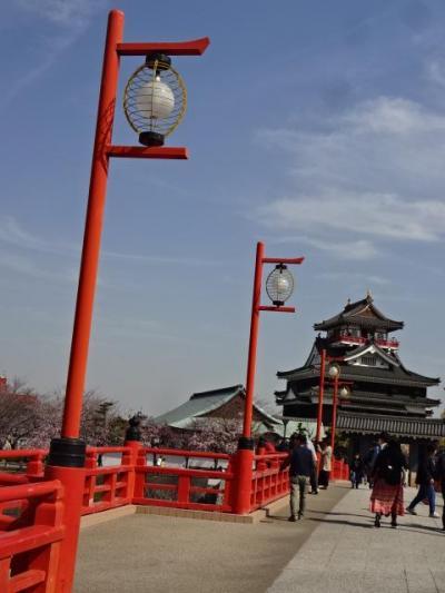 H31年 清州城の桜