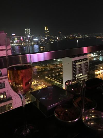 出張ついでにプチ香港観光