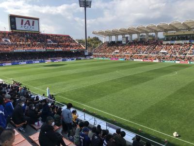 【2019】Jリーグ アウェー観戦 静岡遠征 旅行記【日帰り】