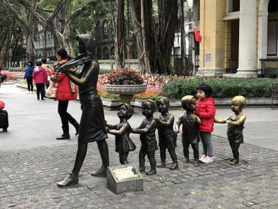 食は広州に在り!中国一のグルメ都市への旅(2018年広州⑤)~旧租界地「沙面島」を歩く~