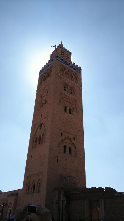 モロッコの青い空、10日間の旅 7日目