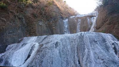 何年振りかな?袋田の滝、そして西山荘へ その1