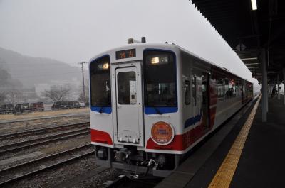 2019年3月三陸弾丸鉄道旅行3(三陸鉄道リアス線乗車)