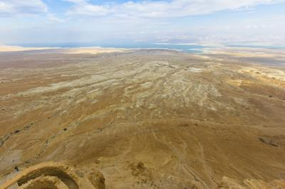 【イスラエル】逆再生マサダ要塞遺跡蛇の道登頂記