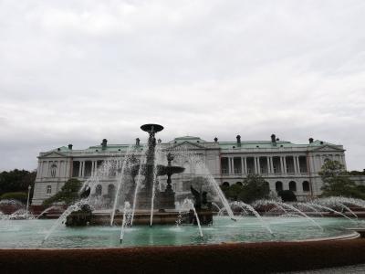迎賓館赤坂離宮一般公開和風別館参観に行って来ました。