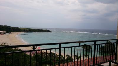 初めての沖縄家族旅行