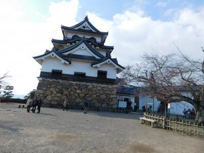 琵琶湖一周 2(関ヶ原→彦根城)