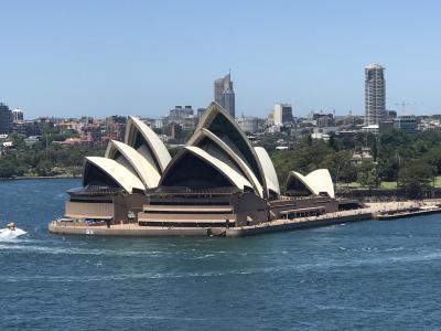 オーストラリア旅行娘と2人旅③/シドニー編