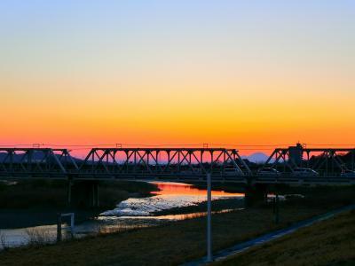 2019年 3月 栃木県 足利市 織姫神社 八雲神社 渡良瀬橋