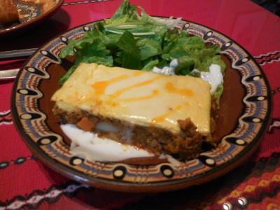 山手線で巡る海外旅行/「ブルガリアンダイニング トロヤン 銀座」でブルガリア料理をいただきました。