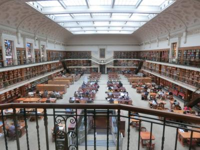 2019新春 シドニー21:シドニー 現代美術館、ニューサウスウェールズ図書館、セントメリーズ大聖堂